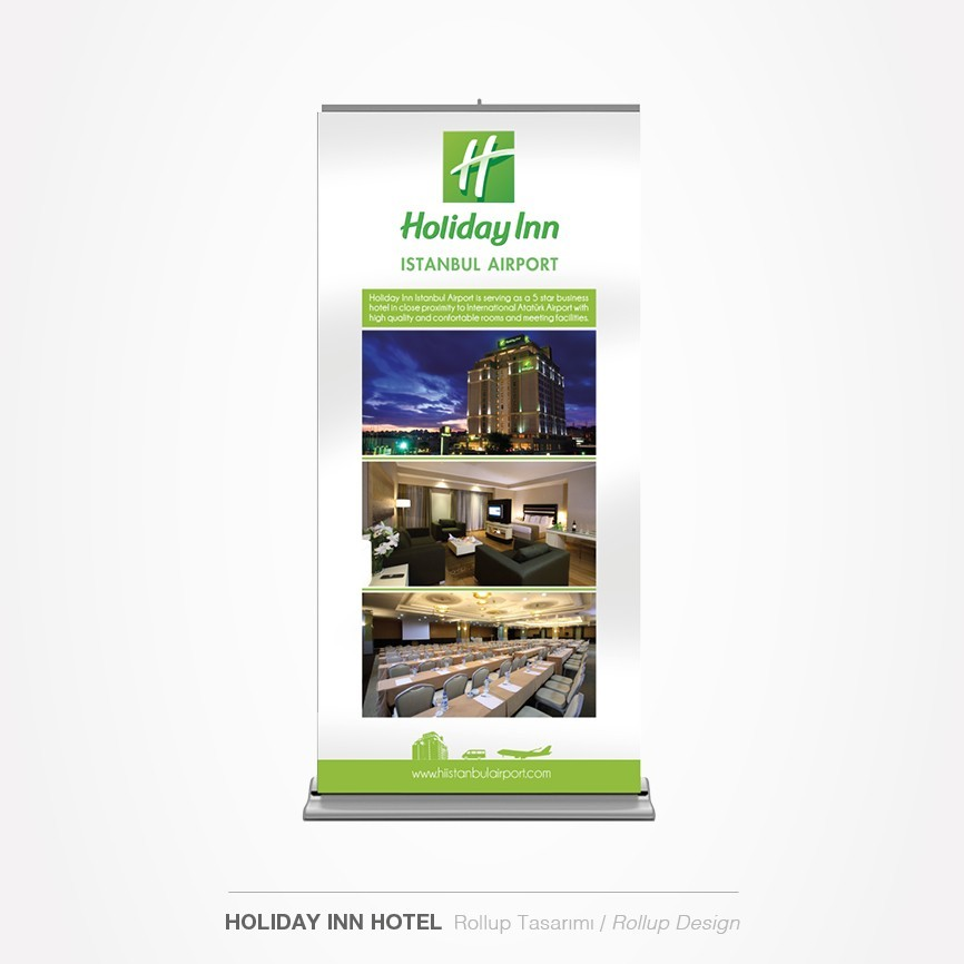 118 taner ugan portfolyo holiday inn istanbul air port rollup