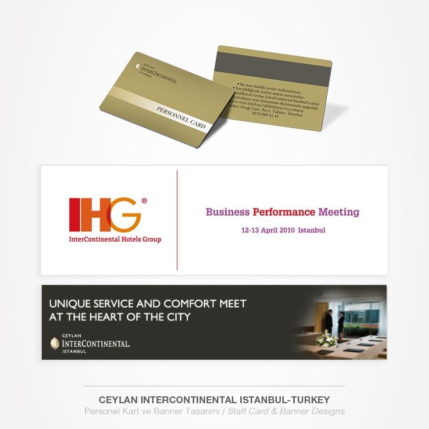 123 taner ugan portfolyo ceylan intercontinental istanbul card