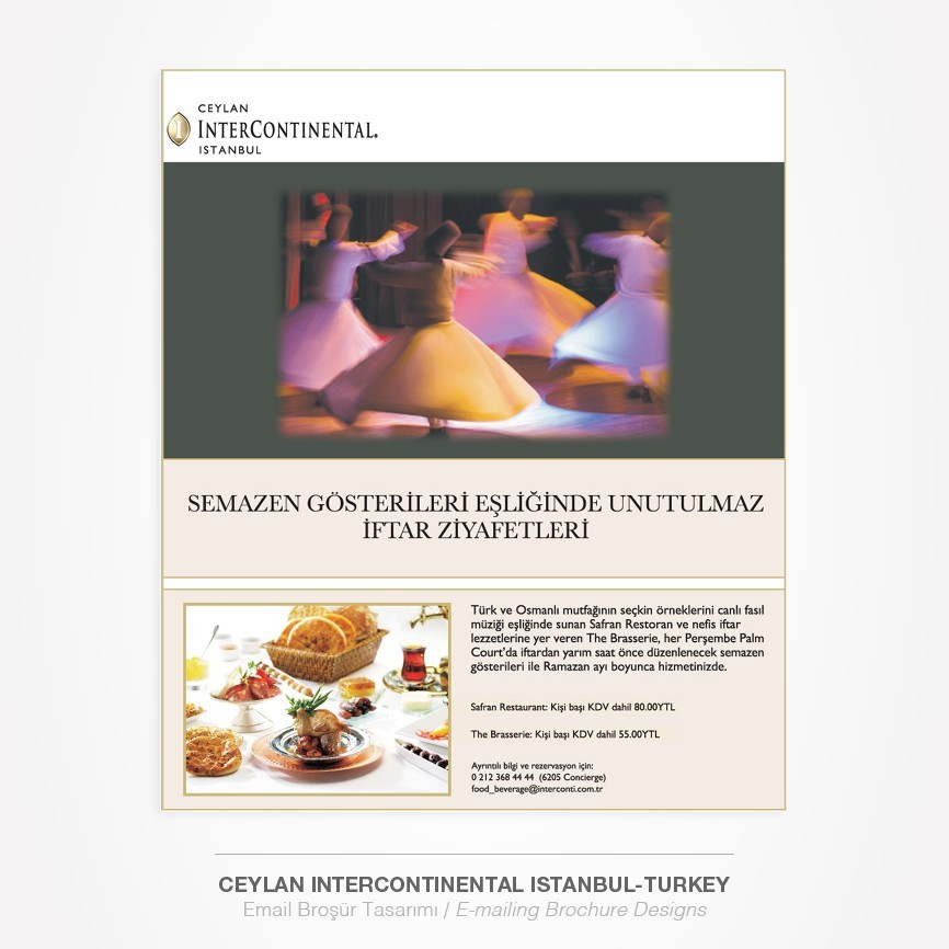 125 taner ugan portfolyo ceylan intercontinental istanbul poster