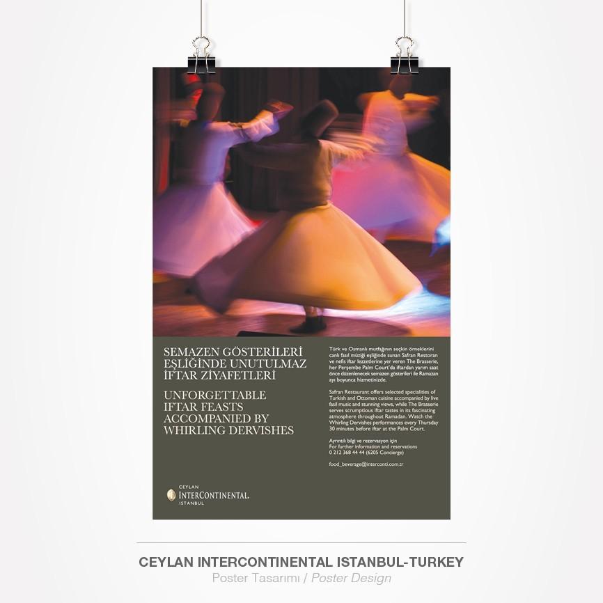 126 taner ugan portfolyo ceylan intercontinental istanbul poster