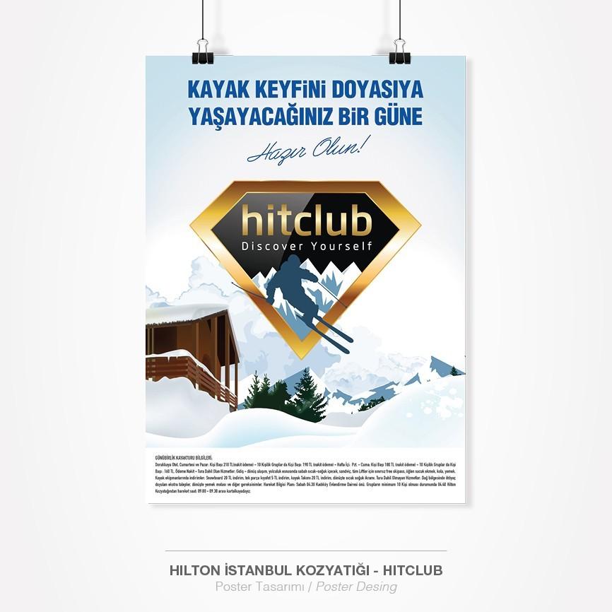 135 taner ugan portfolyo hilton istanbul kozyatagi hitclub spa fitnes kayak poster