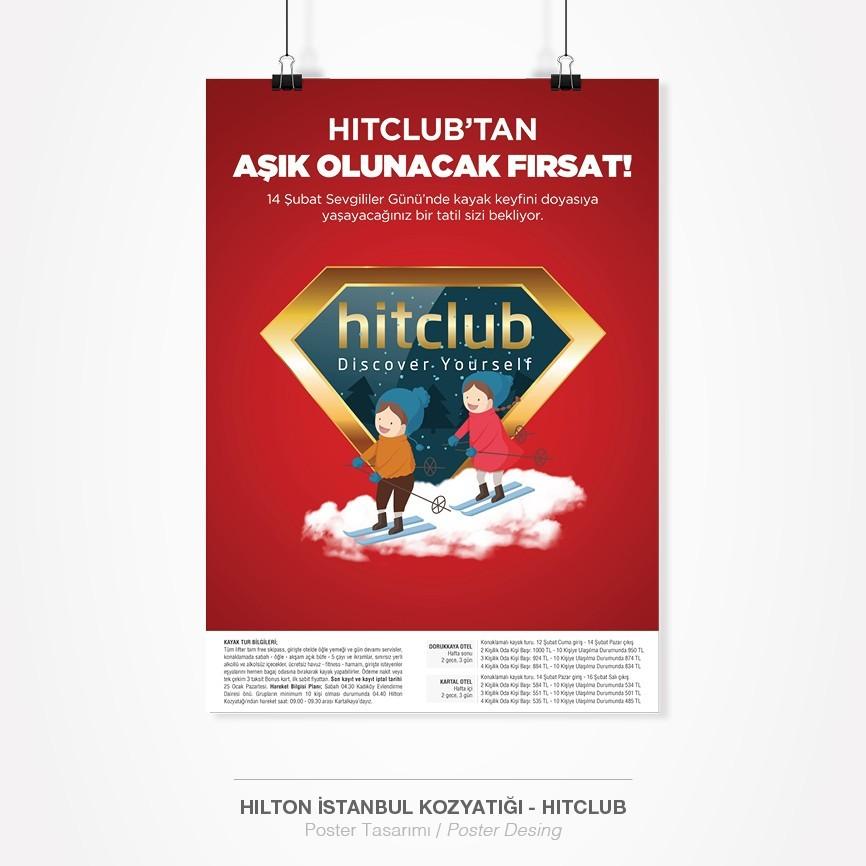 136 taner ugan portfolyo hilton istanbul kozyatagi hitclub spa fitnes poster