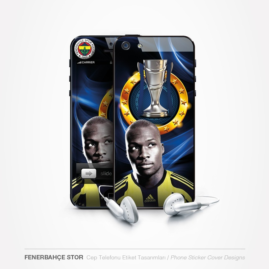 158 taner ugan portfolyo fenerbahce stor telefon sticker