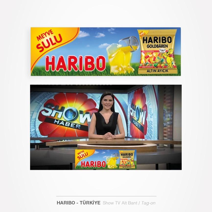 76 taner ugan portfolyo haribo gold bear altın ayicik shpw tv