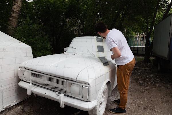 TADU Reklam Ajansi Blog Rus Sokak Sanatı Delete CtrlX Art Drawing