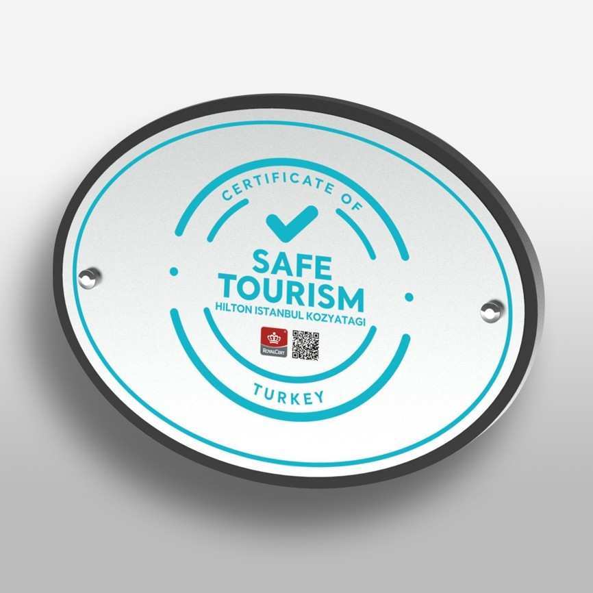 Güvenli Turizm Tabela Üretimi